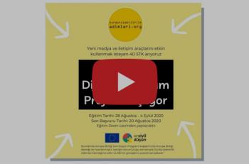STK'lar için Dijital Dönüşüm Projesi Başladı