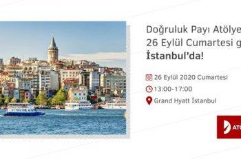 Doğruluk Payı Fact-Checking Atölyesi İstanbul'da!