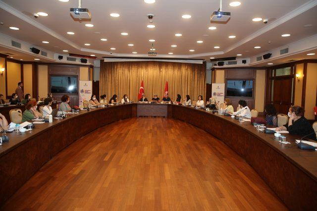 istanbul kent konseyi toplantısı