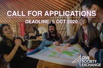 Sivil Toplum Değişim Programı 2020 Başvuruları Açıldı!