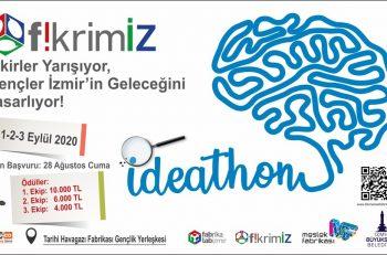 Gençler, FikrimİZ Ideathon 2020'de Yarışıyor