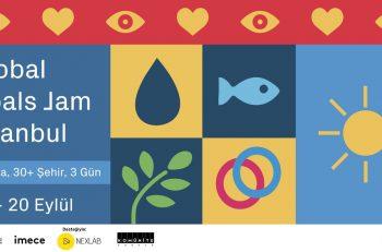 Global Goals Jam Istanbul 2020 İçin Başvurular Başladı!