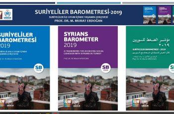 Suriyeliler Barometresi 2019: Kabulden Tahammüle