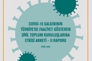 COVID-19 Salgınının Türkiye'de Faaliyet Gösteren Sivil Toplum Kuruluşlarına Etkisi