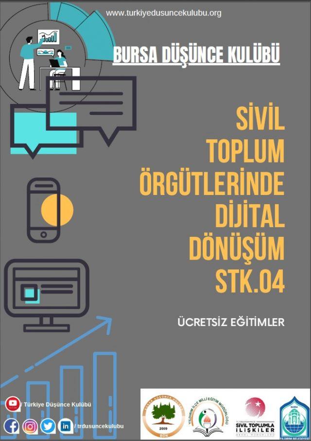 Bursa STK 4.0 Projesi