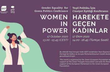 'Harekete Geçen Kadınlar' Konferansına Davetlisiniz!