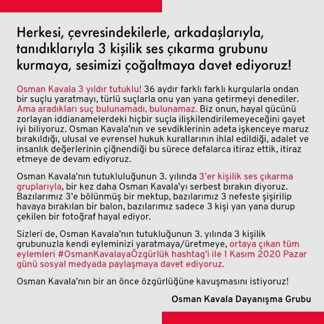 Osman Kavala Destek Grubu