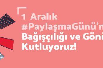 Türkiye'de İlk Kez Kutlanacak Olan Paylaşma Günü Sivil Topluma Ne Vaat Ediyor?