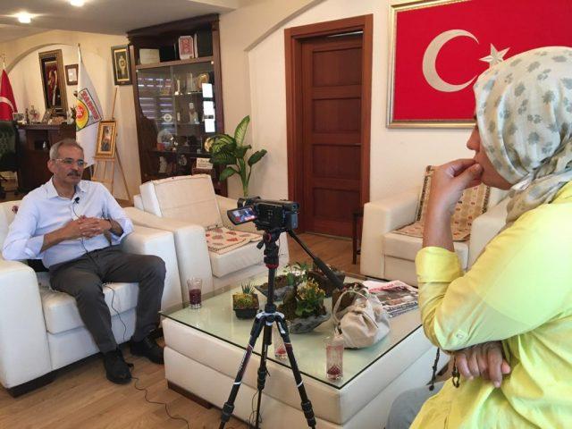 Tarsus Belediye Başkanı Haluk Bozdoğan