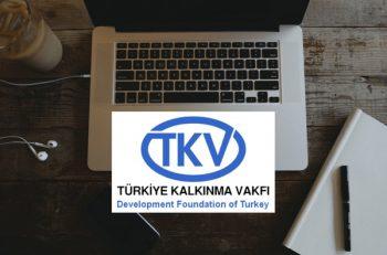 Türkiye Kalkınma Vakfı İnsan Kaynakları Yöneticisi Arıyor!