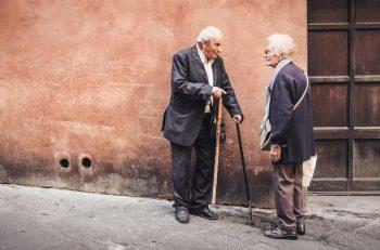 Pandemide Yaşlılar Günü Kutlamak