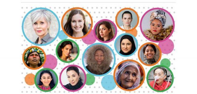 BBC 100 Kadın Listesi