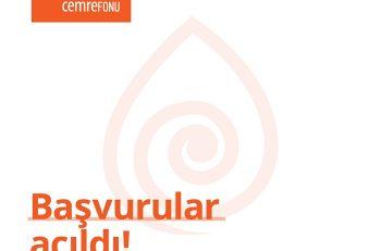 Sivil Toplum için Destek Vakfı Cemre Fonu Duyurusu
