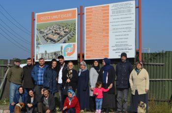 Sürdürülebilir ve Güvenli Konutlara İlham Verecek Bir Örnek: Düzce Umut Evleri