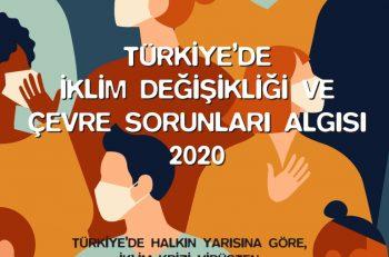 """Türkiye'nin Yarısına Göre: """"İklim Krizi Pandemiden Daha Tehlikeli"""""""