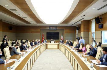 Meclis Deprem Araştırma Komisyonu Sivil Toplumun Katkılarını Bekliyor
