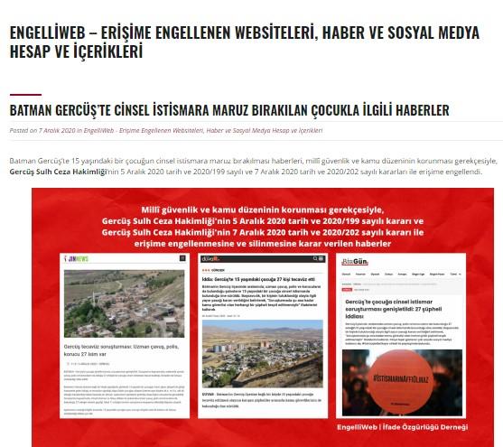 Engelli Web
