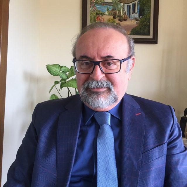 Ahmet Hüsrev Özkara / Türkiye Ormancılar Derneği 2. Başkanı