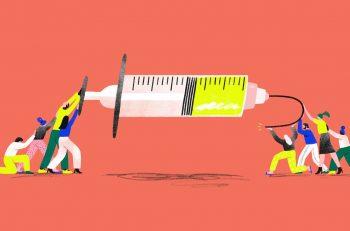 """""""Salgınla Mücadelede, Ölümleri Engellemede Aşı Çok Önemli Yer Tutacak"""""""