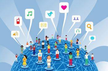 """""""Dijital Sosyal Ağlar Kişilerarası İletişimi Kitleselleştiriyor"""""""