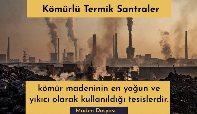 kömürlü termik santraller