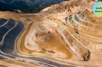 """""""Madenciliğe Kapalı Alanların Kanunlarla Belirlenmesi Gerekmektedir"""""""