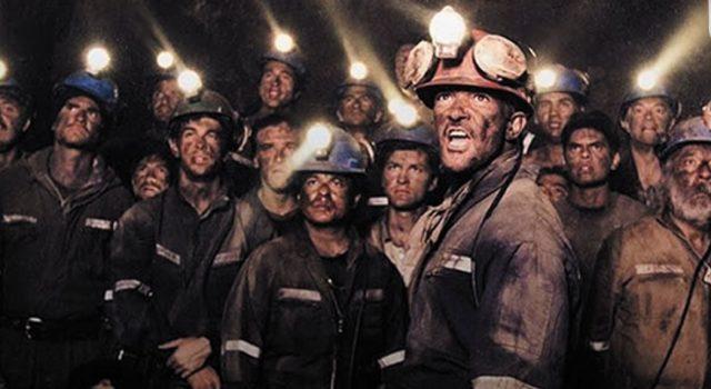 maden işçisi