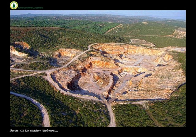 maden işletmesi