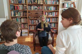 """""""Kendine Yol Arayan Genç Kadınları Müslüman Feministlerle Buluşturmak İstedim"""""""