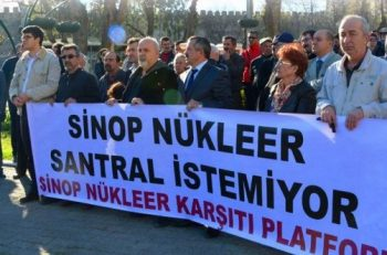Akkuyu'da, Sinop'ta Yargı Kamu Vicdanına Karşı, Tek Çare Dayanışma