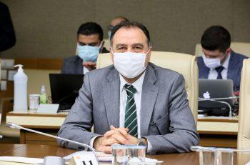 """Deprem Araştırma Komisyonu Üyesi Ali Kenanoğlu: <br>""""Sivil Toplumun Komisyona Katkı Sunması Önemli"""""""