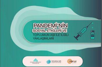 Pandeminin Sosyal Etkileri, Aşılamaya Karşı Kararsızlık ve Şüphe