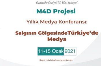 Salgının Gölgesinde Türkiye'de Medya Konferansı