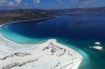 Doğal Haliyle Korunmasına İmkân Verilmeyen Salda Gölü