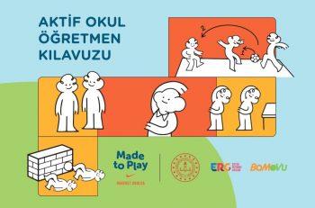 Eğitim Reformu Girişimi'nin Aktif Okul Öğretmen Kılavuzu Yayında