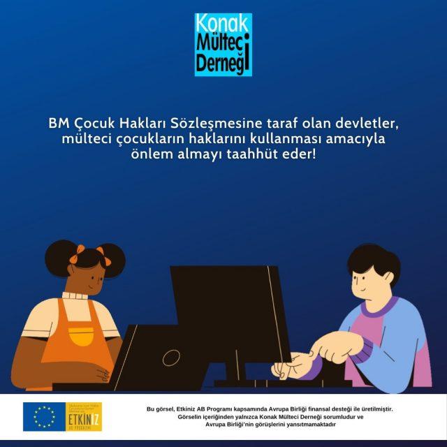 BM çocuk hakları sözleşmesi