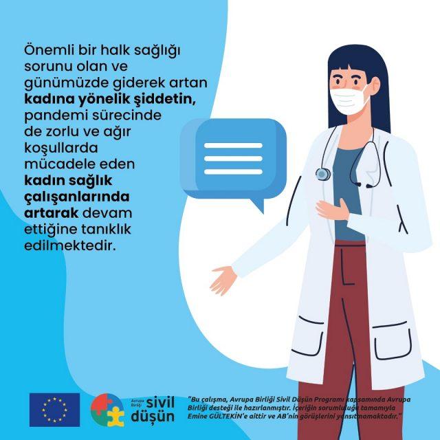 kadın sağlık çalışanları