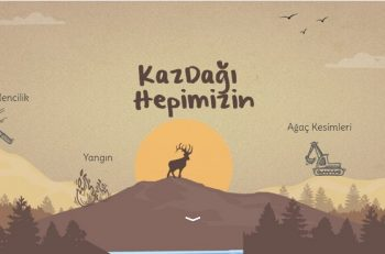 """Ecological Struggles in Kazdağları: """"They Used to Describe Us as Romantic Ecologists; Now We are Accused of Vandalism"""""""
