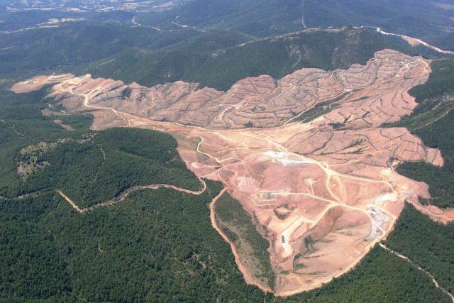 Kazdağları Maden Talanı