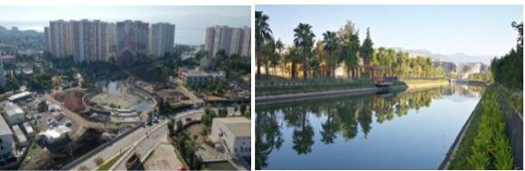 İzmir - Peynircioğlu Deresi ve çevresi yeşil altyapı düzenlemesi 2019-2020 (UrbanGreenUP projesi)