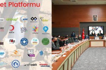 """Afet Platformu'ndan Meclis Deprem Komisyonu'na: <br> """"Paydaşlar Arası İşbirliği Artmalı, STK'ların Sorumlulukları Tanımlanmalı!"""""""