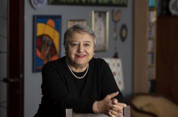 2021 Anne-Klein Kadın Ödülü'nün Sahibi Kadın Hakları Savunucusu Canan Arın Oldu