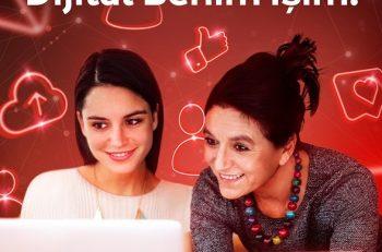 """""""Dijital Benim İşim"""" Projesi Kadın Katılımcılarını Arıyor"""