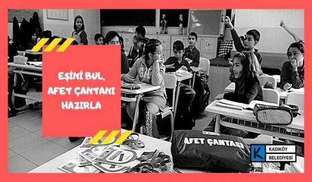 Kadıköy Afet Eğitim ve Bilinçlendirme Parkı Sivil Sayfalar