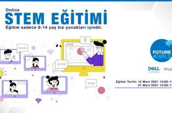Kızlar İçin Gelecek Projesi Online Eğitimi