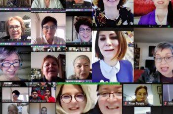 KA.DER 24. Yılını ''Eşit Temsiliyet Mücadelesi'' Söyleşisi ile Kutladı