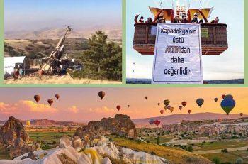 """""""Kapadokya'nın Kayaları Madenden Değerlidir!"""""""