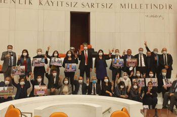 """MAZLUMDER: """"Parti Kapatma Davası ve Ömer Gergerlioğlu'nun Vekilliğinin Düşürülmesi Kabul Edilemez"""""""