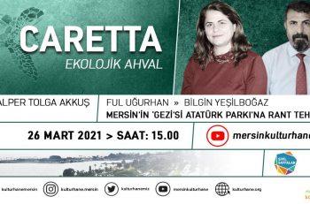 Mersin'in 'Gezi'si Atatürk Parkı Rant Tehdidi Altında