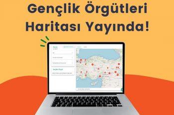 GoFor Gençlik Örgütleri Haritası Hazırladı